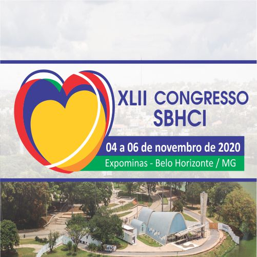 XLII Congresso da Sociedade Brasileira de Hemodinâmica e Cardiologia Intervencionista – 2020