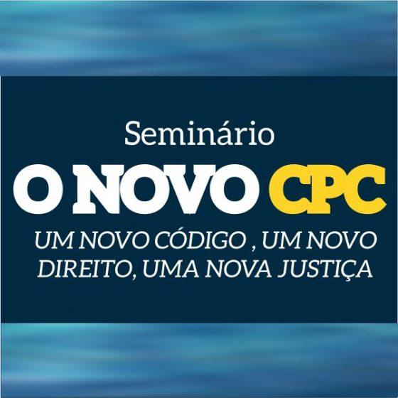 Seminário o Novo CPC
