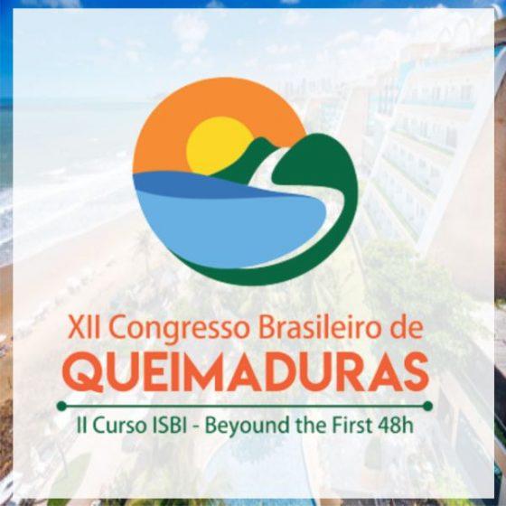 XII Congresso Brasileiro de Queimaduras