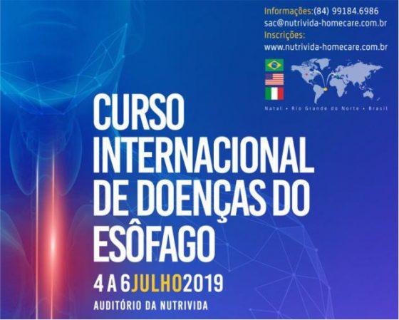 Curso Internacional de Doenças do Esôfago