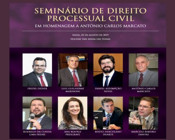 Seminário de Direito Processual Civil