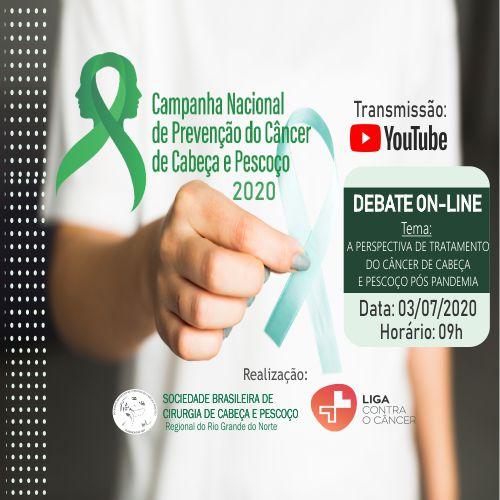 Campanha Julho Verde 2020