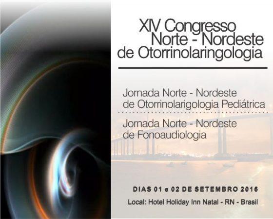 XIV Congresso Norte-Nordeste de Otorrinolaringologia