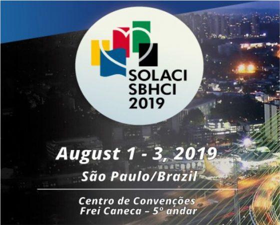 Congresso da Sociedade Brasileira de Hemodinâmica e Cardiologia Intervencionista – 2019
