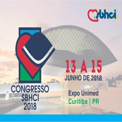 Congresso da Sociedade Brasileira de Hemodinâmica e Cardiologia Intervencionista – 2018
